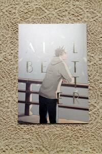 ハイキュー同人誌【ALL BETTER】黒研 vgmt/スー