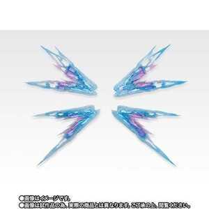 機動戦士ガンダムSEED DESTINY メタルビルド METAL BUILD ストライクフリーダムガンダム 光の翼オプションセット SOUL BLUE Ver.