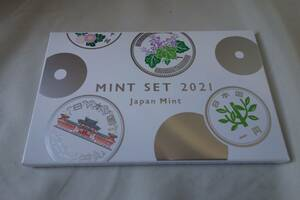 ★☆MINT SET ミントセット 貨幣セット 2021 令和3年 1個★未使用品。★