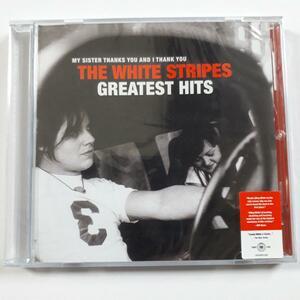 送料無料! The White Stripes Greatest Hits ホワイトストライプス グレイテスト・ヒッツ 輸入盤CD 新品・未開封品