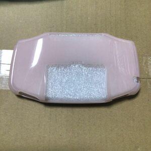ゲームボーイアドバンス用TPUケース 色:ピンク