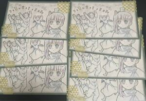 鬼滅の刃 ufotable ダイニング ポスカ 栗花落カナヲ 胡蝶しのぶ カナエ 7枚セット