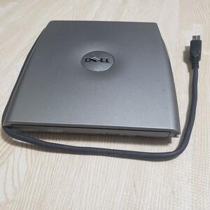 Dell デル 外付けDVDドライブ PD01S