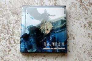 ファイナルファンタジー 7 Final Fantasy VII Advent Children アドベントチルドレン Complete Blu-ray 初回限定盤 FF XIII 体験版
