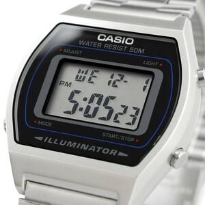 送料無料 腕時計 CASIO カシオ 海外モデル B640WD-1AV チープカシオ デジタル ユニセックス