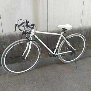 ロードバイク 自転車 クロスバイク 700c シマノ グランディール Grandir SHIMANO SIS EQUIPPED 格安売り切りスタート☆