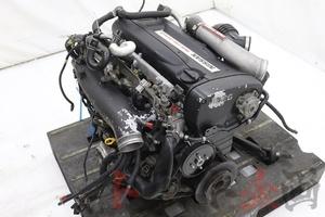 1100031301 RB26DETT エンジンAssy スカイライン GT-R Vスペック BCNR33 前期 トラスト企画 送料無料 U