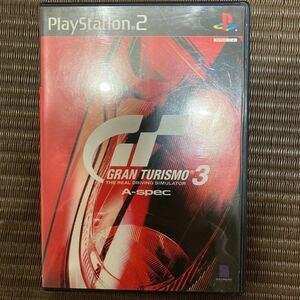PS2 PS2ソフト granturismo3A-spec