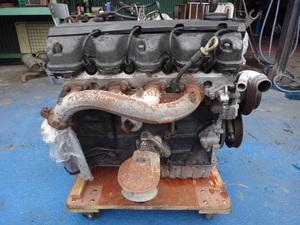 メルセデス ベンツ W201 190E 2.0 等 エンジン 本体 型式 E-201024 原動機の型式 266 102 [7055]