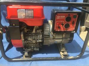 DAISHIN Generator ダイシン 発電機 SGA1600