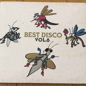 ネコポス送料無料☆ベスト・ディスコVol.6☆Best disco vol.6☆紙ジャケデジパック☆Victor VDP1505☆1989☆ユーロビート Eurobeat☆