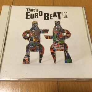 ネコポス送料無料☆匿名発送☆that's Eurobeat vol.32☆ザッツユーロビート vol.32☆ALFA ALCB-451☆ハイエナジー☆
