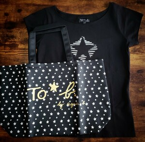 agnes b. To★b. by agns b.  Tシャツ&トートバッグ