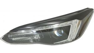AMS アイラインガーニッシュ インプレッサスポーツ GT2/GT3/GT6/GT7 LEDヘッドライト装着車専用