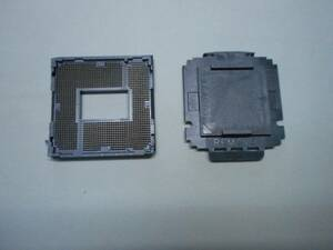 新品 LGA1200 CPUソケット ピン折れ 修理交換用 半田ボール済品 点検済み-2