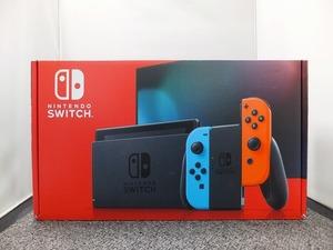 ニンテンドースイッチ Nintendo Switch Joy-Con (L) ネオンブルー/ (R) ネオンレッド HAD-S-KABAA