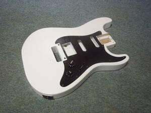 1980年代中期 TOKAI CUSTOM EDITION SJ-503 Strato Type BODY Snow White トーカイ ストラトタイプ スクエアー ボディ ホワイト