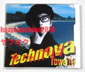 テイ・トウワ TOWA TEI MAXI REMIX CD テクノヴァ TECHNOVA YMO 坂本龍一 フューチャー・リスニング
