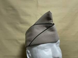 アメリカ軍 アメリカ陸軍 オーバーシースキャップ ギャリソンキャップ 実物 放出品 中古品 タンカラー A
