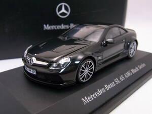 ★ディーラー特注!★Mercedes-Benz メルセデスベンツ SL65 AMG Black Series 1/43【R230後期 V12ツインターボ】検:SL55 SL500 SL350 BRABUS