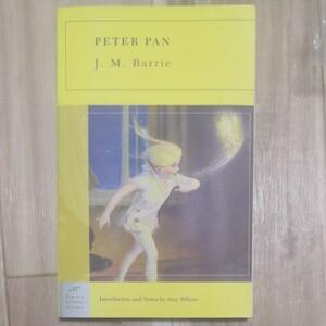 新品未使用★ピーターパン Peter Pan 英語版