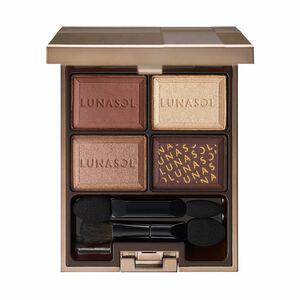 ルナソル LUNASOL アイシャドウ 新品 セレクション ドゥ ショコラアイズ 02 #02 Chocolat Amer