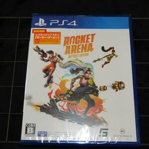 送料無料 未開封新品 PS4ソフト ロケットアリーナ ミシックエディション 初回特典:レヴのエピックスキン「ローラー・ダービー」付き