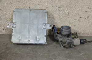 ライフ D ターボ 前期(JB7 JB5 JB6 JB8) 純正 破損無 動作保証 スロットルボディー エンジンコンピューターセット 37820-RG8-901 K047004