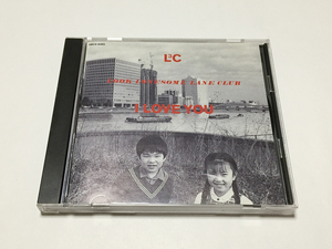 CD|L3C(LOOK LONESOME LANE CLUB)/I LOVE YOU