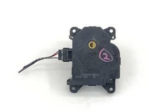 _b59732 ダイハツ タント カスタム X リミテッド DBA-L375S エアコンサーボ モーター (2) 113800-2830 L385S