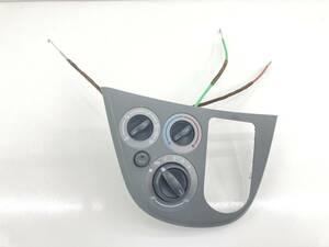_b60195 ダイハツ ムーヴ ムーブ L DBA-L175S エアコンスイッチ パネル トリム カバー 内装 ワイヤー付き FD10 55406-B2810 L185S
