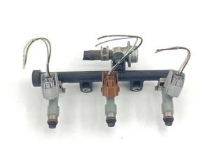 _b60195 ダイハツ ムーヴ ムーブ L DBA-L175S インジェクター デリバリーパイプ KF-VE L185S