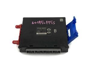 _b60195 ダイハツ ムーヴ ムーブ L DBA-L175S エンジンコンピューター メイン ECU 89560-B2B70 / 112300-6252 L185S