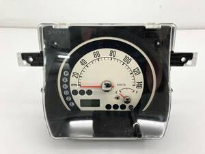 _b61506 アルトラパン ターボ TA-HE21S スピードメーター 156014km 34100-75H0 / 34100-75H31 HF21S