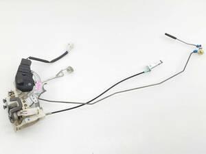 _b61506 アルトラパン ターボ TA-HE21S ドアロックアクチュエーター ワイヤー付き リア リヤ 右 R/RH マツダ スピアーノ HF21S