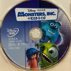 モンスターズインク MovieNEX('01米)  DVDのみ