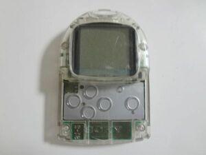 送料無料 即決 ソニー sony プレイステーション PS 1 プレステ ポケットステーション SCPH-4000C クリスタル PocketStation ゲーム b943