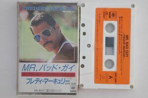 Cassette Freddie Mercury Mr. Bad Guy 28KP1246 CBS SONY /00110の商品画像