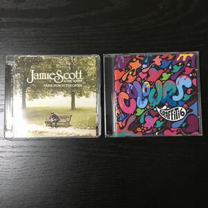 (輸入盤) Jamie Scott (ジェイミー・スコット) ・GRAFFITI6、CD2枚セット