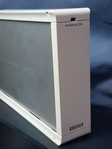 外付ハードディスク 250GB HDC-U250