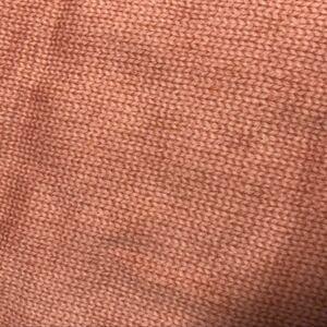 ピンク ニット柄 生地