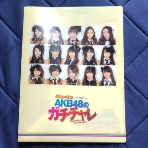 ☆ AKB48 ☆クリアファイル