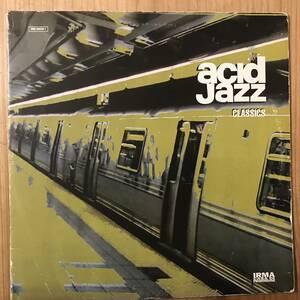 Various - Acid Jazz Classics (2LP) Irma / Galliano / Jamiroquai / Sade / Brand New Heavies