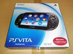 PS Vita 1000 本体 クリスタル・ブラック