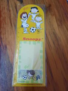 Taiwan's Seven Eleven Limited Snoopy Snoopy Ruler & Sticky Picture Set Fuse 02 Not for sale