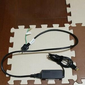 パソコン用 lenovoバッテリーアダプター