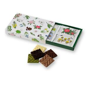 ☆【送料無料】六花亭 【北海道銘菓】 板 チョコレート 8枚入 他同時出品中