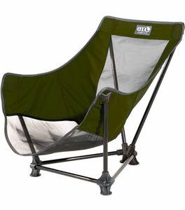 新品 送料無料 未使用 ENO LOUNGER SL CHAIR チェア オリーブ ハンモック キャンプ アウトドア 国内未発売 オリーブ