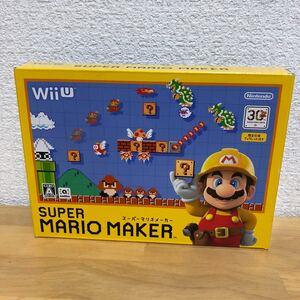 【Wii U】 スーパーマリオメーカー [通常版]
