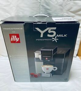 illy イリー Y5ミルク エスプレッソコーヒーマシーン
